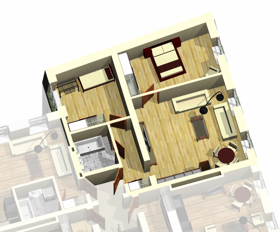 Apartment 39 for 12th floor apartments odessa