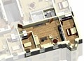 Apartment 16 / 3D View