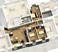 Apartment 2C / 3D View