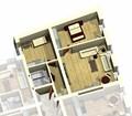 Apartment 35 / 3D View