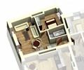 Apartment 42 / 3D View