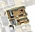 Apartment 48 / 3D View