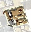 Apartment 52 / 3D View