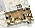 Apartment 8 / 3D View