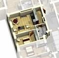 Квартира 33 / 3d вид