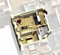 Квартира 37 / 3d вид