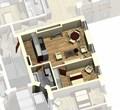 Квартира 44 / 3d вид