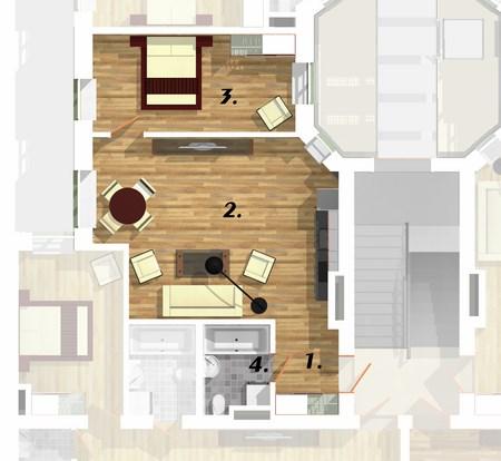 Квартира 2A