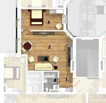 Квартира 2E