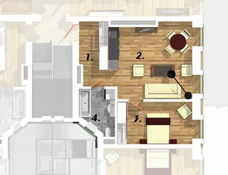 Квартира 52